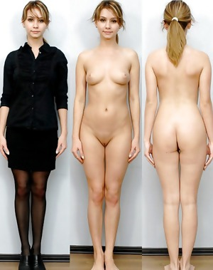 And More Dressed Undressed Beauties