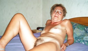 Hairy Moms And Grandmas 42