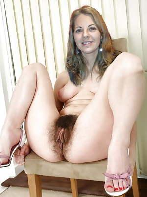 Hairy Lady 3