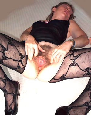 hirsutes matures hairy pussy