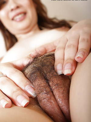 Hairy asian pussies 4