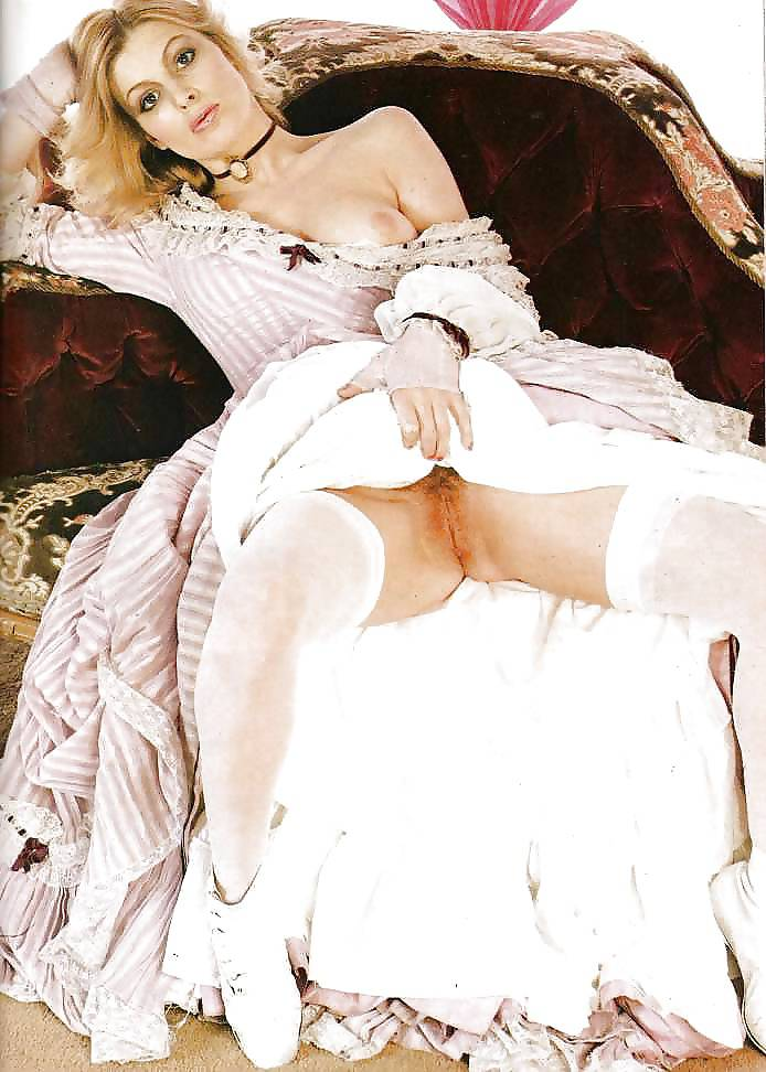 Vintage Marianne Nash Posed As Mayfair Lobstertube 1